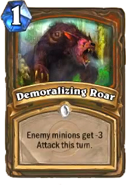 DemoralizingRoar