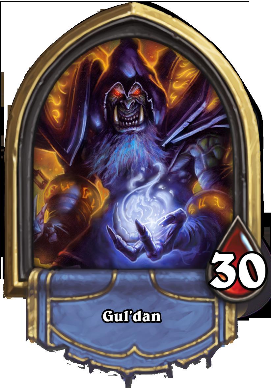 Image - Gul'dan.png | Hearthstone: Heroes of Warcraft Wiki | Fandom ...