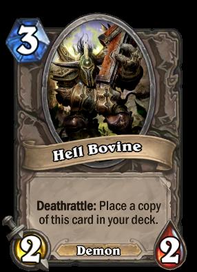 Hell Bovine