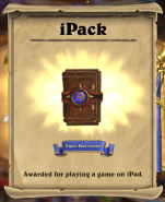Quest iPack