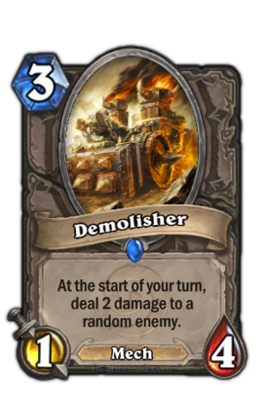 DemolisherMech