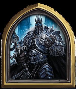 The Lich King portrait