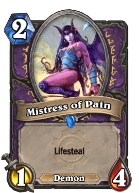 Mistress of Pain