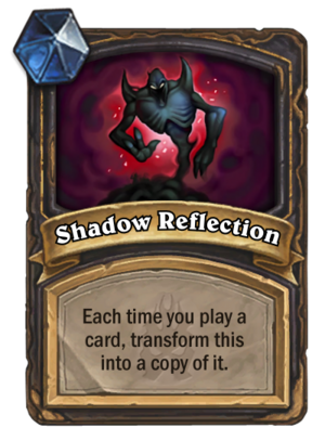 Shadow Reflection
