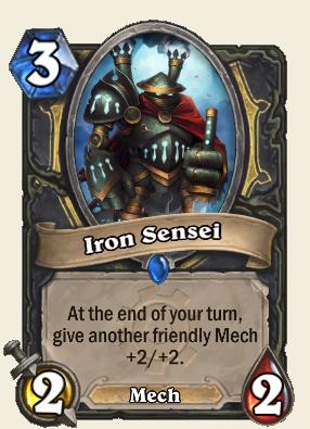 IronSensei