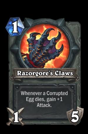 RazorgoresClaws