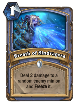 Breath of Sindragosa