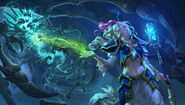Knights of the Frozen Throne art 4