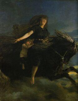 Nott painting