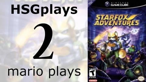 """HSGplays"" Mario Plays - Star Fox Adventures - Prologue 2 Part 2"