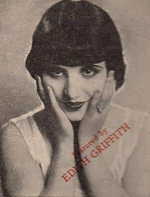Edith Griffith Boop a Doop Nebraska 1927