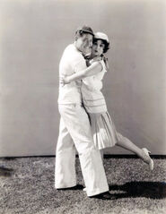 Jack Oakie and Helen Kane