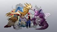 Elite four team