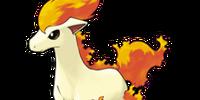 Ponyta (Crystal)