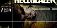 Hellblazer issue 205