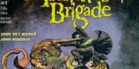The Trenchcoat Brigade issue 4