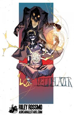 The hellblazer