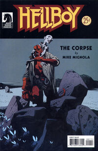 The Corpse (one-shot edition)