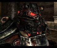 Outcast Power Armor