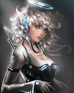 Si fi elf by sakimichan-d4rj60g