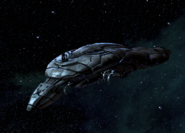 ME3 Geth Dreadnought