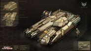 PMC Tank