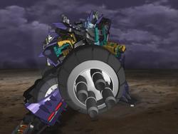 Megatron Cybertron