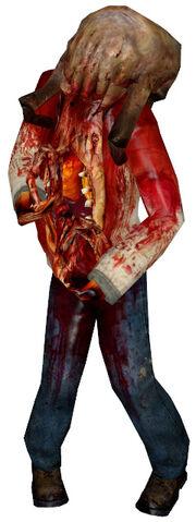 Zombie HL2