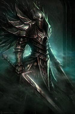 Grave knight by deivcalviz-d5zo3qs