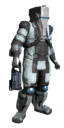 Detron Crewman