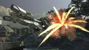 Halo 3 - Explosion