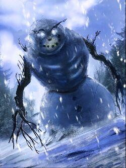 Snowman 1
