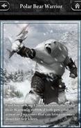 Polar Bear Warrior-Lore