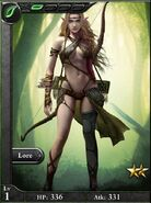 Forest Fae Archer Stats 1