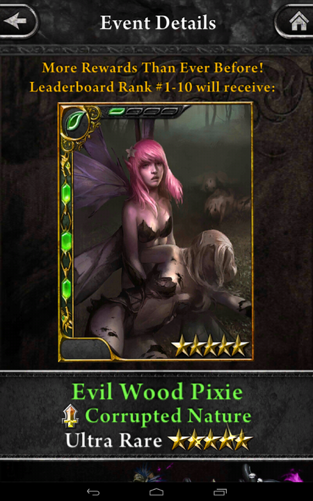 (The Cursed Forest) Rewards 1