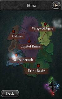 Ethea Map