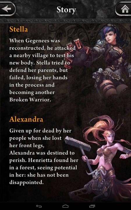 Broken Warriors Event Info 4