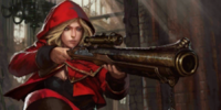 Velvet, the Sniper