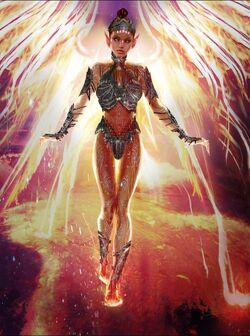 Flame Pixie 3