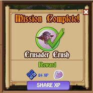 Crusader Crush3