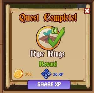 Ripe rings
