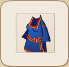Beginner's Blue Tunic