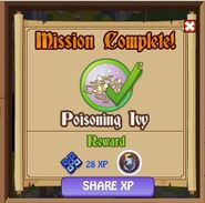 Poisoning Ivy2