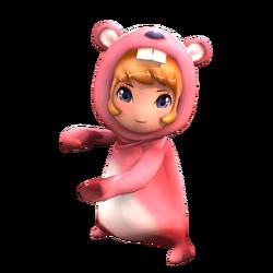 Teddybear Pinky imgur