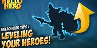 Hero Leveling