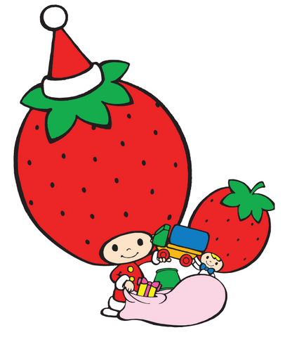 File:Sanrio Characters Strawberry King--Dandy--Christmas Image001.png