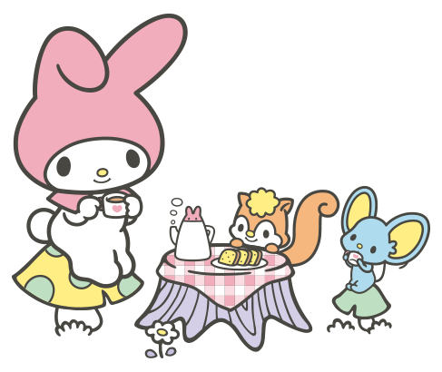 File:Sanrio Characters My Melody--Risu--Flat Image008.png