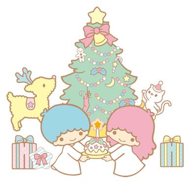 File:Sanrio Characters Little Twin Stars Christmas Image001.jpg