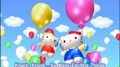 """Opening Theme"" to Growing Up With Hello Kitty"