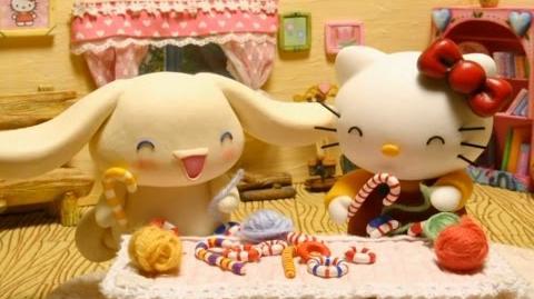 Hello Kitty Stump Village 18. Candy Tree
